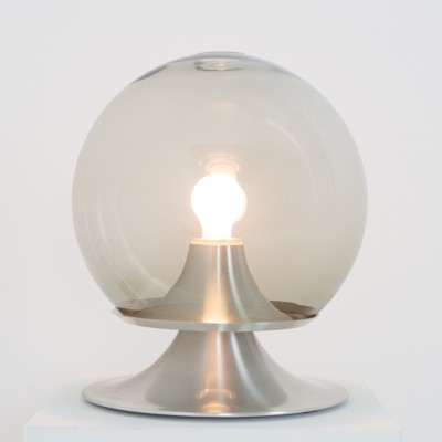 2 Droomeiland desk lamps from the sixties by unknown designer for Raak Amsterdam