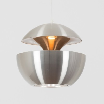 2 Springfontein hanging lamps from the seventies by Bertrand Balas for Raak Amsterdam