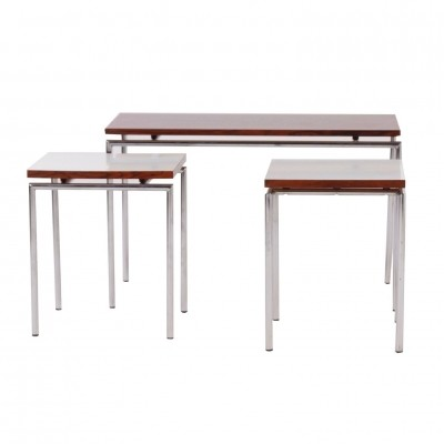 Vintage Nesting tables, 1970s | Rosewood & White