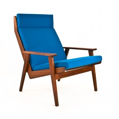 Lotus lounge chair from the fifties by Rob Parry for De Ster Gelderland