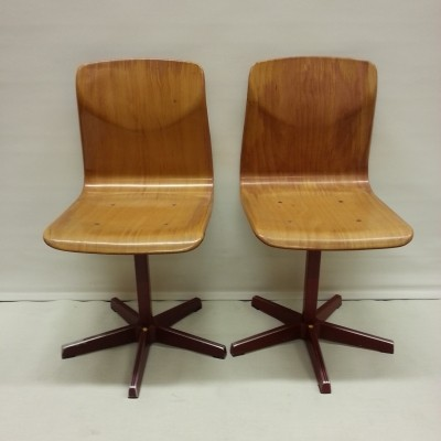 Chair children furniture from the seventies by unknown designer for Galvanitas