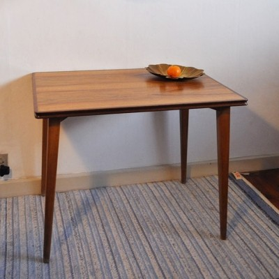 Side table from the forties by unknown designer for unknown producer