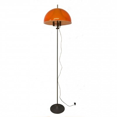 Italian Floor Lamp by Gino Sarfatti, 1960s