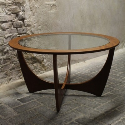 Astro coffee table from the sixties by Victor Wilkins for G plan