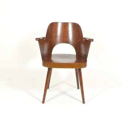 Dinner chair from the sixties by Oswald Haerdtl for Ton