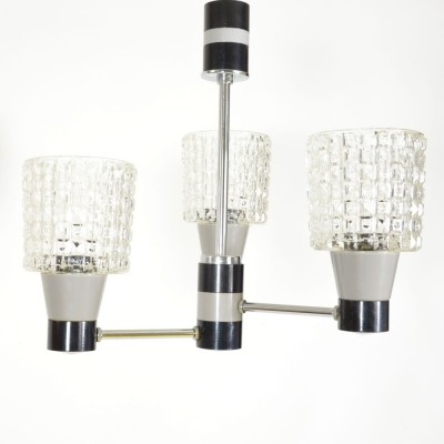 Hanging lamp from the seventies by unknown designer for Drukov