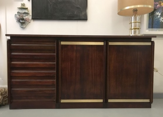 Sideboard Domino by Stil Domus Italy, 1960s