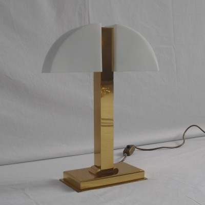 Desk lamp from the eighties by unknown designer for Schroder & Co