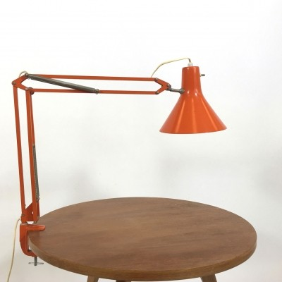 L4 desk lamp by Jacob Jacobsen for Luxo, 1950s