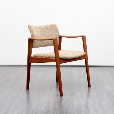 Arm chair by Arne Wahl Iversen for Komfort, 1960s