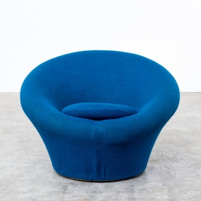 F560 mushroom lounge chair from the sixties by Pierre Paulin for Artifort
