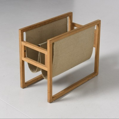 Magazine holder by Kai Kristiansen for SIKA, 1950s
