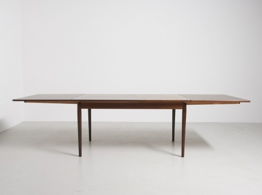 Dining table by Arne Vodder for Sibast, 1950s