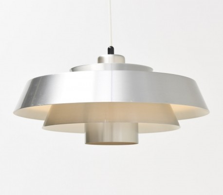 Nova hanging lamp from the sixties by Jo Hammerborg for Fog & Mørup