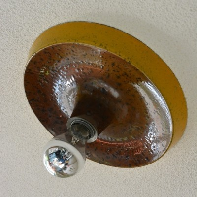 Ceiling lamp from the sixties by unknown designer for unknown producer