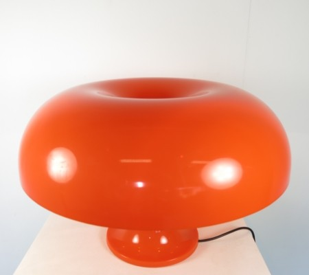Nesso desk lamp from the sixties by Giancarlo Mattioli for Artemide