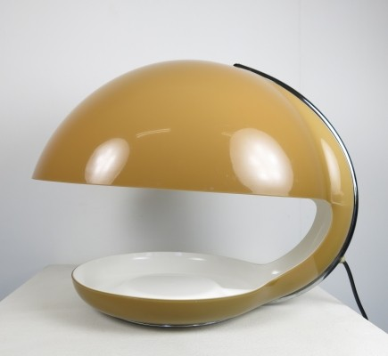 Desk lamp from the sixties by Harvey Guzzini for Guzzini
