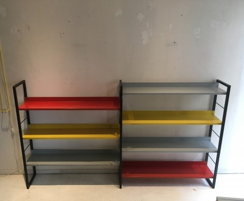 Cabinet from the fifties by D. Dekker for Tomado Holland