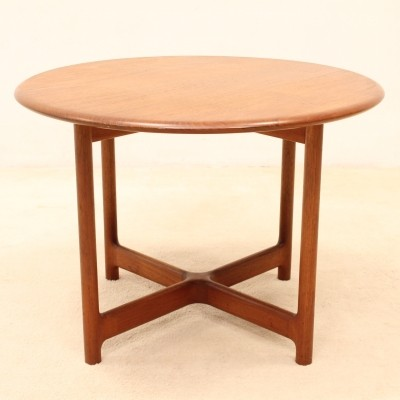 Side table from the sixties by Arne Halvorsen for Rasmus Solberg Cabinetmakers