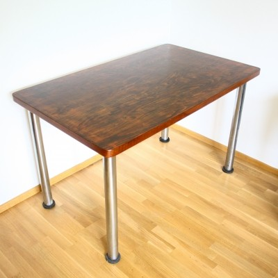 Functionalist dining table, 1950s