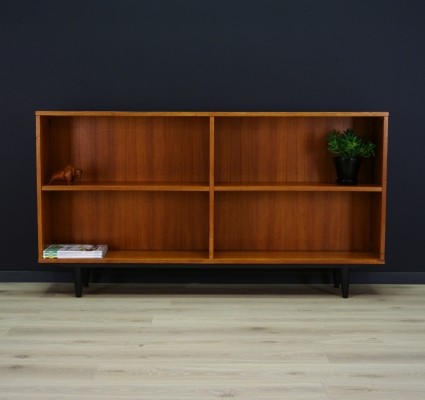 Bookcase cabinet from the seventies by unknown designer for unknown producer