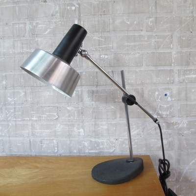 Model 6050 desk lamp from the sixties by unknown designer for Anvia Almelo