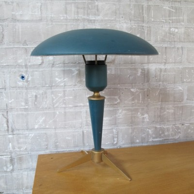 Tripod desk lamp from the sixties by Louis Kalff for Philips