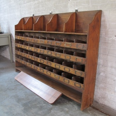 Cabinet from the thirties by unknown designer for unknown producer