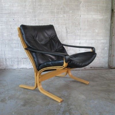 Lounge chair from the seventies by Ingmar Relling for unknown producer