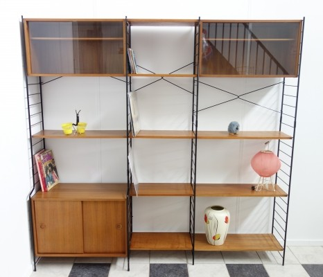 Wall unit from the sixties by unknown designer for WHB