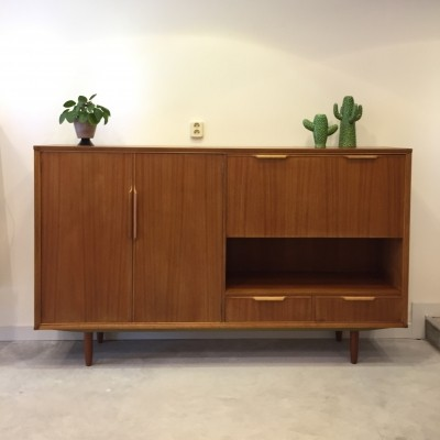 Cabinet from the sixties by unknown designer for Fristho