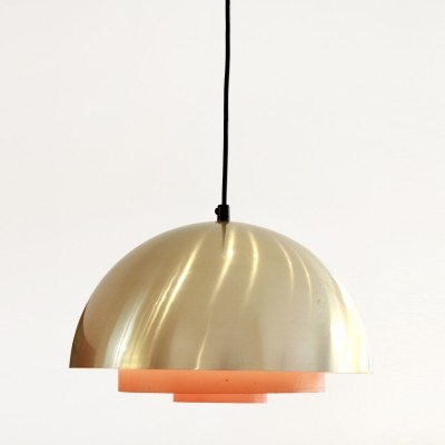 Milieu hanging lamp from the fifties by Jo Hammerborg for Lyfa