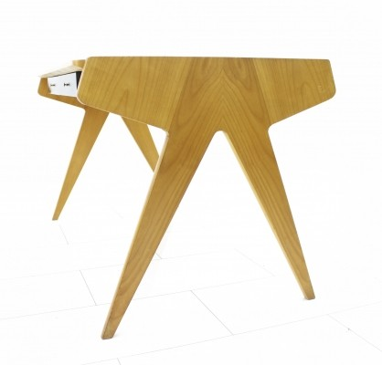 Writing Desk by Helmut Magg for WK, Germany, 1957