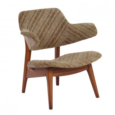 Louis van Teeffelen Easy Chair for Webe about 1960s