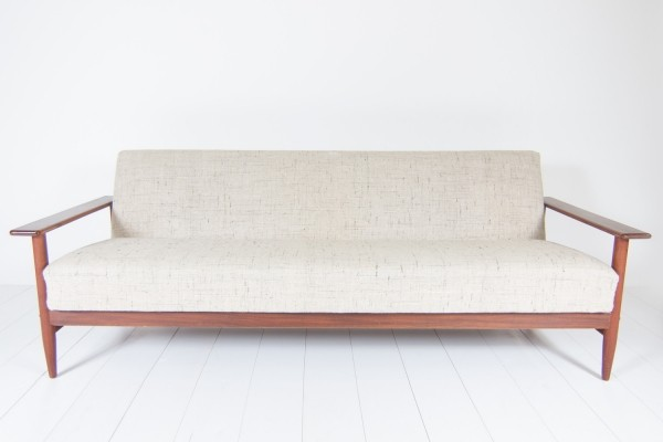 Daybed from the sixties by unknown designer for unknown producer