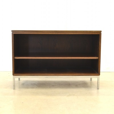 Walnut cabinet by Florence Knoll for Knoll International, 1970s