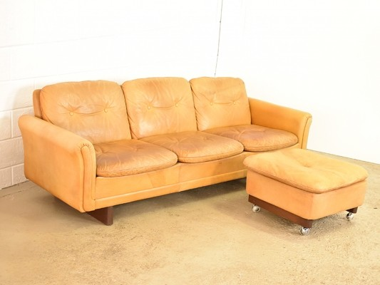 Sofa from the sixties by Georg Thams for AS Vejen Polstermobelfabrik Denmark