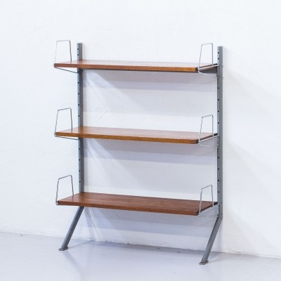 Wall unit from the sixties by unknown designer for Exqvisita Style AB