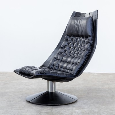 Lounge chair from the seventies by Hans Brattrud for unknown producer