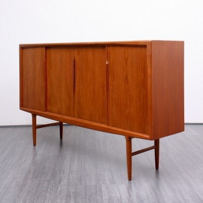 Sideboard from the sixties by Gunni Omann for unknown producer