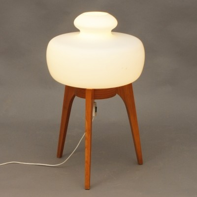 Floor lamp from the sixties by unknown designer for Krasna Jizba DP