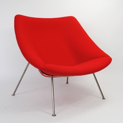 Oyster lounge chair from the sixties by Pierre Paulin for Artifort