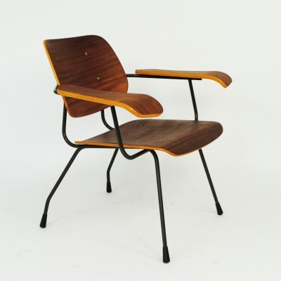 Model 8000 lounge chair from the sixties by Tjerk Reijenga for Pilastro