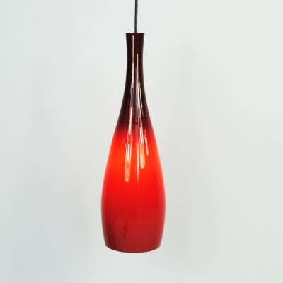 Hanging lamp by Jacob Bang for Fog & Mørup, 1960s