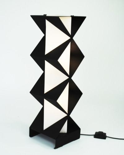 Floor lamp from the sixties by Carl Moor for BAG Turgi