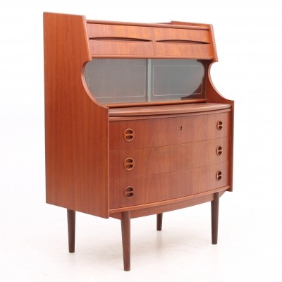 Bureau writing desk from the fifties by unknown designer for unknown producer