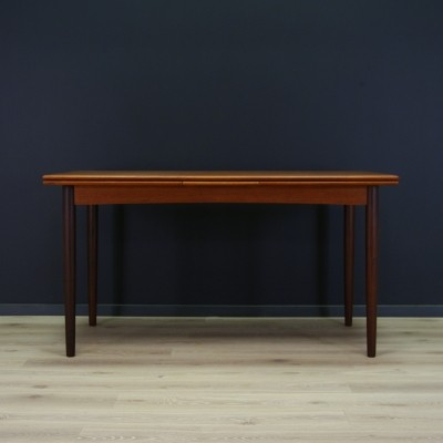 Dining table from the seventies by unknown designer for unknown producer