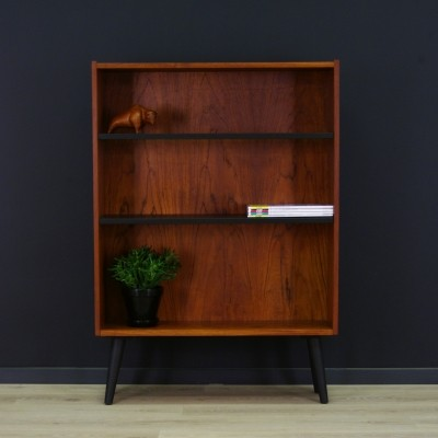 Bookshelf cabinet from the seventies by unknown designer for unknown producer