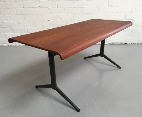 Euroika coffee table from the fifties by Friso Kramer for Auping