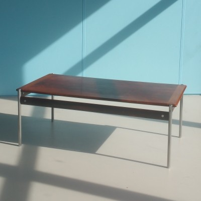 Model 1001 coffee table from the sixties by Sven Ivar Dysthe for Dokka Möbler